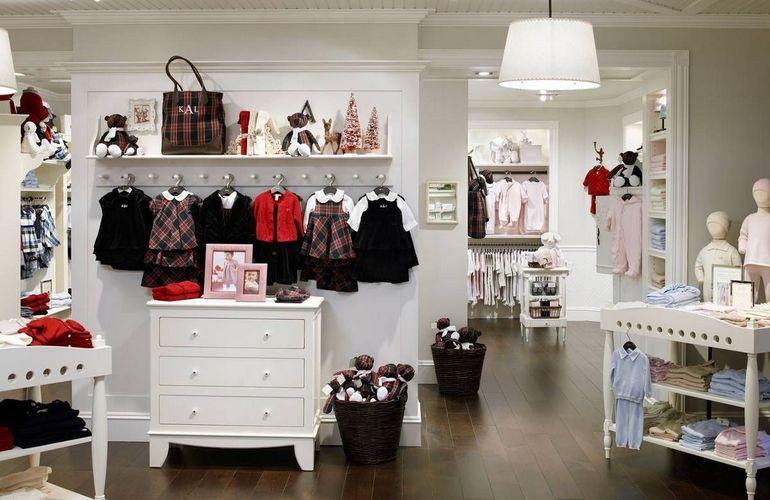 Успех магазина детской одежды зависит от удачного места и демократичных цен