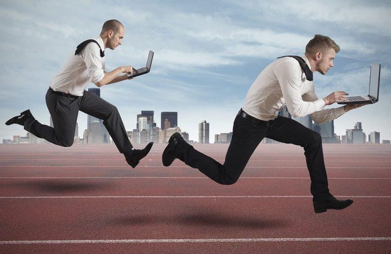 По возможности стоит выбирать наименее конкурентную сферу бизнеса