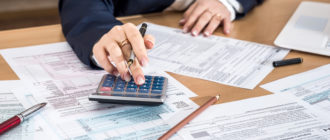 Срок сдачи налоговой декларации — один год