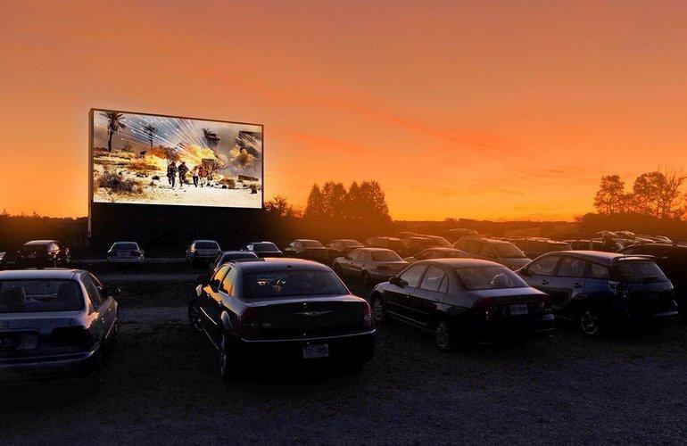 «Авто-кино» как новаторская бизнес-идея