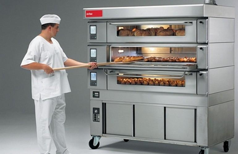 Пекарня или кондитерская требуют огромных капиталовложений