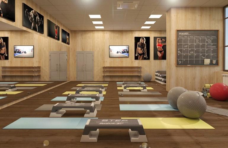 Подбор помещения для тренажёрного зала