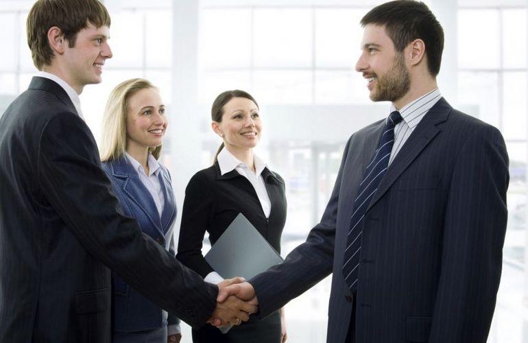 Деловой этикет облегчает взаимопонимание партнеров в бизнесе