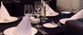 Рассчитывая затраты по организации ресторана или кафе, необходимо учесть определённые расходы