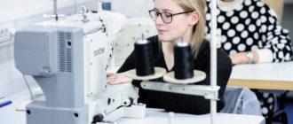 Швейный бизнес требует немалых затрат и знания всех этапов производства