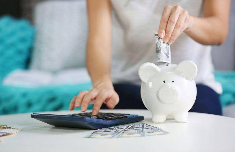 Если начать экономить и копить, то эта процедура станет интересным и полезным занятием