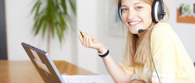 Репетитор в режиме онлайн — безопасный и удобный способ получения знаний