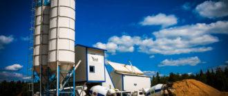 Для бизнеса по изготовлению бетона оптимальным вариантом будет организация мини-завода