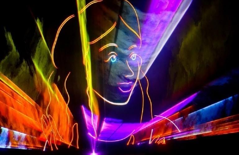 Расходы на организацию бизнеса лазерное шоу будут очень большими
