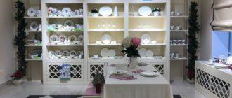 Магазин посуды — скорее женский бизнес