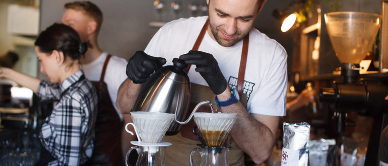 При правильной организации бизнеса кофейня окупится быстро