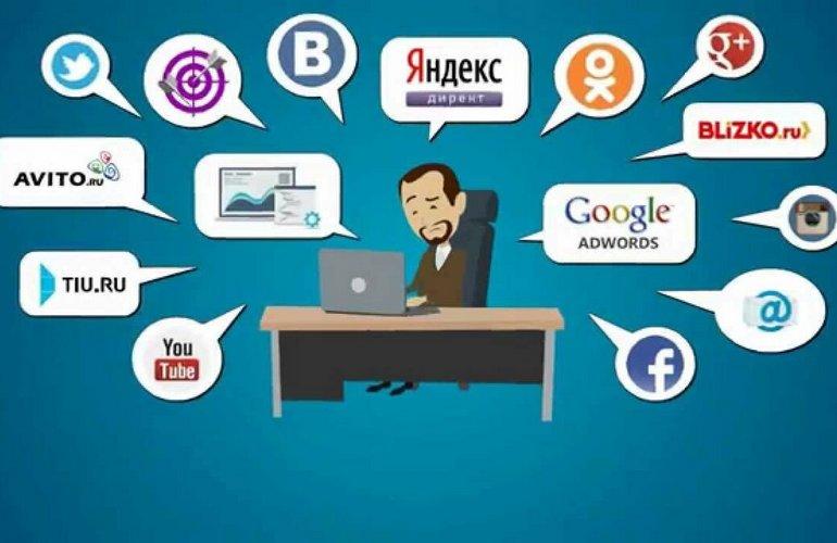 Для каждой отрасли следует выбирать свой вид рекламы